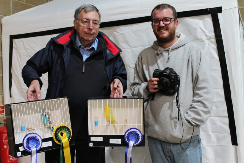 Maidstone show and sale delights exhibitors with free photo shoot