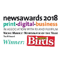 Niche Market Newspaper of the Year Winner 2018