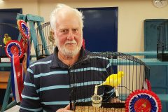 The only way is up for thriving southern Fife canary society