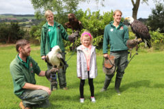 Young bird enthusiast raises £200 to help wild vultures