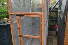 CLOSED** Wooden Things aviary prize draw **CLOSED