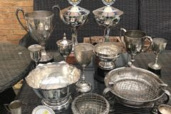 Trophy treasure trove discovered in Dagenham