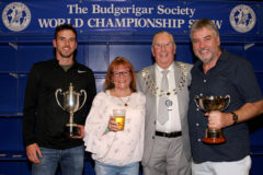 Budgerigar Society: 'Two world-championship winners in 2021'