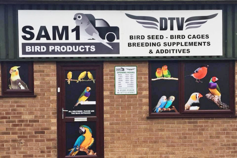 Break-in forces SAM1 Bird Products to appeal for trade