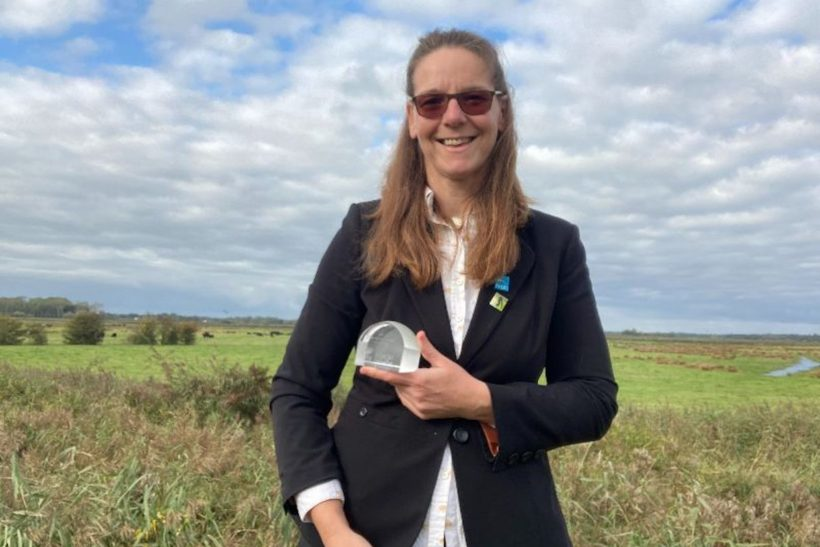 Seal of approval for breeding wader research