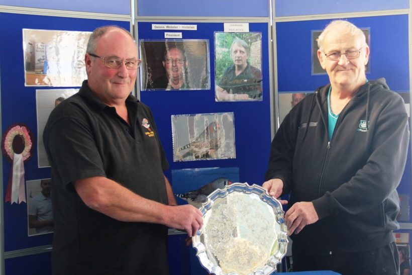 Peter Cannan does the double with Allen Silver award
