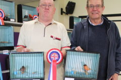 British Colour Canary Club welcomes the Stafford canary