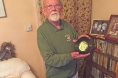 Canary record finds its way back to club