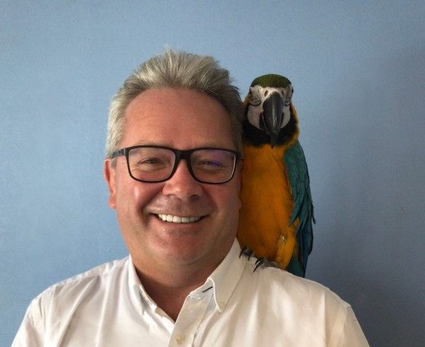 PS and Johnston & Jeff issue vital advice to parrot owners